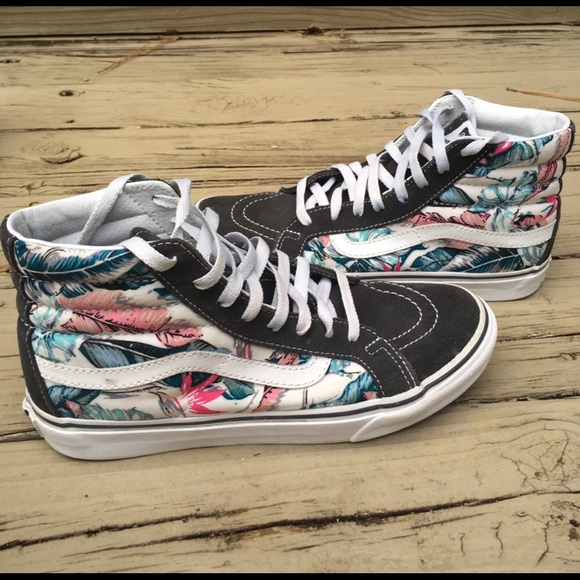 Floral Flowers 9 Shoes Sneakers | Poshmark
